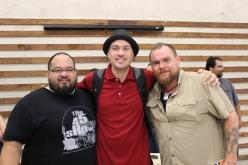 Robert Rodriguez, Mike Sonksen, Joe Gardner